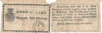 Acht Pfennige, 1871 Altdeutschland, Thüringen, Wegegeld Trügleben, Entw... 29,99 EUR  Excl. 4,00 EUR Verzending