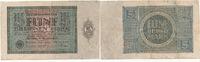 5 Billionen Mark 1923 Deutsches Reich, Ro.138 gebraucht III-,  159,99 EUR  Excl. 10,00 EUR Verzending