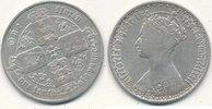 1 Florin 1872 Großbritannien  schön  49,99 EUR  Excl. 7,00 EUR Verzending