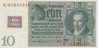 10 Reichsmark 1929 mit Kupon, 1948 Deutschland,Sowjetische Besatzungszo... 44,99 EUR  zzgl. 4,00 EUR Versand