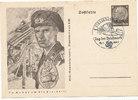 Ansichtskarte, 1941 Deutsches Reich, Drittes Reich Panzer, Ganzsache El... 29,99 EUR  Excl. 4,00 EUR Verzending