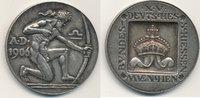 Silber Medaille, 1906 Deutsches Reich, Bayern, XV Deutsches Bundesschie... 109,99 EUR  zzgl. 7,00 EUR Versand
