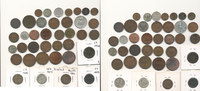 1/2 Kopeke - 50 Kopeken versch.Jahre Russland, Lot 38 Kleinmünzen, s-vz,  79,99 EUR  Excl. 7,00 EUR Verzending
