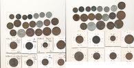 1/2 Kopeke - 50 Kopeken versch.Jahre Russland, Lot 28 Kleinmünzen, s-vz,  49,99 EUR  zzgl. 4,00 EUR Versand