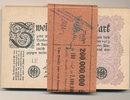2 Millionen Mark, 1923 Deutsches Reich,Weimarer Republik, Lot 100 Stück... 79,99 EUR  zzgl. 4,00 EUR Versand