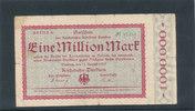 1 Million Mark, 1923 Deutsches Reich,Weimarer Republik, Reichbahndirekt... 0,99 EUR  zzgl. 1,80 EUR Versand