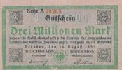 3 Millionen Mark, 1923 Deutsches Reich,Weimarer Republik, Reichbahndire... 6,99 EUR  zzgl. 1,80 EUR Versand