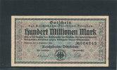 100 Millionen Mark, 1923 Deutsches Reich,Weimarer Republik, Reichbahndi... 1,99 EUR  zzgl. 1,80 EUR Versand