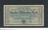 100 Milliarden Mark 1923 Deutsches Reich,Weimarer Republik, Reichbahndi... 3,99 EUR  zzgl. 1,80 EUR Versand