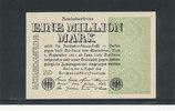 1 Million Mark, 1923 Deutsches Reich,Weimarer Republik, FZ:BD Druckerei... 2,99 EUR  zzgl. 1,80 EUR Versand