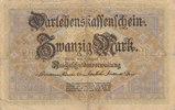 20 Mark 1914 Deutsches Reich, Kaiserreich, Ro.49a KN 6stellig, stark ge... 1,99 EUR  zzgl. 1,80 EUR Versand