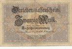 20 Mark 1914 Deutsches Reich, Kaiserreich, Ro.49b KN 7stellig, gebrauch... 5,99 EUR  zzgl. 1,80 EUR Versand