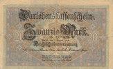 20 Mark 1914 Deutsches Reich, Kaiserreich, Ro.49b KN 7stellig, stark ge... 3,99 EUR  zzgl. 1,80 EUR Versand