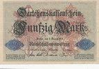 50 Mark 1914 Deutsches Reich, Kaiserreich, Ro.50b KN 7stellig, gebrauch... 4,99 EUR  zzgl. 1,80 EUR Versand