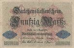 50 Mark 1914 Deutsches Reich, Kaiserreich, Ro.50b KN 7stellig, gebrauch... 0,99 EUR  zzgl. 1,80 EUR Versand