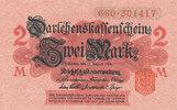 2 Mark 1914 Deutsches Reich, Kaiserreich, Ro.52c mit Unterdruck, Siegel... 3,99 EUR  zzgl. 1,80 EUR Versand