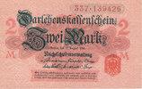 2 Mark 1914 Deutsches Reich, Kaiserreich, Ro.52c mit Unterdruck, Siegel... 2,99 EUR  zzgl. 1,80 EUR Versand