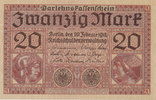 20 Mark 1918 Deutsches Reich, Kaiserreich, Ro.55 Serie:M, Kassenfrisch I  9,99 EUR  zzgl. 1,80 EUR Versand