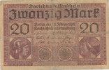 20 Mark 1918 Deutsches Reich, Kaiserreich, Ro.55 Serie:V, stark gebrauc... 0,99 EUR  zzgl. 1,80 EUR Versand