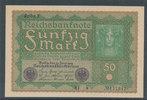 50 Mark 1919 Deutsches Reich,Weimarer Republik, Ro.62b, Reihe 2, fast K... 8,99 EUR  zzgl. 1,80 EUR Versand