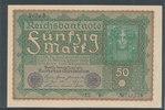 50 Mark 1919 Deutsches Reich,Weimarer Republik, Ro.62c, Reihe 3, leicht... 11,99 EUR  zzgl. 1,80 EUR Versand