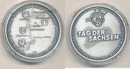 Silbermedaille 999, 1995 Deutschland,Sachsen, Tag der Sachsen 1995 Regi... 39,99 EUR  zzgl. 4,00 EUR Versand