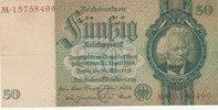 50 Reichsmark 1933 Deutsches Reich,Drittes Reich, Ro.175b,Friedensdruck... 7,99 EUR  zzgl. 1,80 EUR Versand