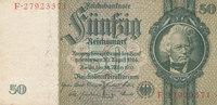 50 Reichsmark 1933 Deutsches Reich,Drittes Reich, Ro.175c Zwischenform ... 5,99 EUR  zzgl. 1,80 EUR Versand