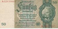50 Reichsmark 1933 Deutsches Reich,Drittes Reich, Ro.175c Zwischenform ... 3,99 EUR  zzgl. 1,80 EUR Versand
