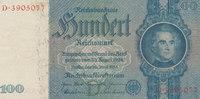 100 Reichsmark 1935 Deutsches Reich,Drittes Reich, Ro.176a, Friedensdru... 9,99 EUR  zzgl. 1,80 EUR Versand