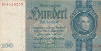 100 Reichsmark 1935 Deutsches Reich,Drittes Reich, Ro.176a, Friedensdru... 13,99 EUR  zzgl. 1,80 EUR Versand