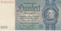 100 Reichsmark 1935 Deutsches Reich,Drittes Reich, Ro.176a, Friedensdru... 19,99 EUR  zzgl. 1,80 EUR Versand