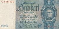 100 Reichsmark 1935 Deutsches Reich,Drittes Reich, Ro.176a, Friedensdru... 4,99 EUR  zzgl. 1,80 EUR Versand