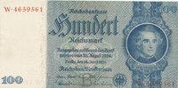 100 Reichsmark 1935 Deutsches Reich,Drittes Reich, Ro.176b, Zwischenfor... 14,99 EUR  zzgl. 1,80 EUR Versand