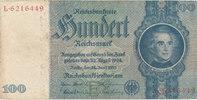 100 Reichsmark 1935 Deutsches Reich,Drittes Reich, Ro.176b, Zwischenfor... 11,99 EUR  zzgl. 1,80 EUR Versand