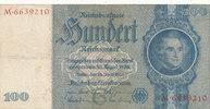 100 Reichsmark 1935 Deutsches Reich,Drittes Reich, Ro.176b, Zwischenfor... 6,99 EUR  zzgl. 1,80 EUR Versand