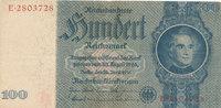 100 Reichsmark 1935(1945) Deutsches Reich,Drittes Reich, Ro.176c, Krieg... 6,99 EUR  zzgl. 1,80 EUR Versand