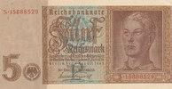 5 Reichsmark 1942 Deutsches Reich,Drittes Reich, Ro.179b, KN 8stellig, ... 4,99 EUR  zzgl. 1,80 EUR Versand