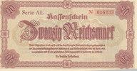 20 Reichsmark 1945 Deutsches Reich,Drittes Reich, Reichsverteidigungsbe... 9,99 EUR  zzgl. 1,80 EUR Versand