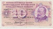 10 Franken 7.3.1973 Schweiz P45r gebraucht III-,  4,99 EUR  zzgl. 1,80 EUR Versand
