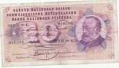 10 Franken 7.2.1974 Schweiz P45s stark gebraucht IV,  5,99 EUR  zzgl. 1,80 EUR Versand