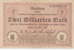 2 Milliarden Mark 1923 Deutschland,Sachsen, Flöha Amtshauptmannschaft, ... 13,99 EUR  zzgl. 1,80 EUR Versand
