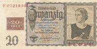 20 Mark Kupon 1948 auf 20 Reichsmark 1939,  Deutschland,Sowjetische Bes... 29,99 EUR  zzgl. 1,80 EUR Versand
