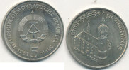 5 Mark, 1983 Deutschland,DDR, J.1588 Schloßkirche Wittenberg, vz-st.  8,99 EUR  zzgl. 1,80 EUR Versand