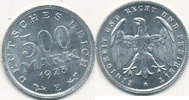 500 Mark 1923 Mz.E Deutsches Reich,Weimarer Republik, J.305 vz-st,  4,99 EUR  zzgl. 1,80 EUR Versand