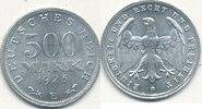 500 Mark 1923 Mz.E Deutsches Reich,Weimarer Republik, J.305 vz,  2,99 EUR  zzgl. 1,80 EUR Versand