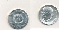 20 Mark, 1978 Deutschland,DDR, J.1570 Joh.Gottfried von Herder, st,Silb... 59,99 EUR  zzgl. 4,00 EUR Versand