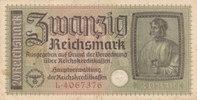 20 Reichsmark 1939-1944 Deutsches Reich,Drittes Reich, Ro.554a gebrauch... 4,99 EUR  zzgl. 1,80 EUR Versand