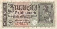 20 Reichsmark 1939-1944 Deutsches Reich,Drittes Reich, Ro.554a gebrauch... 6,99 EUR  zzgl. 1,80 EUR Versand