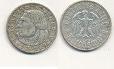 2 Reichsmark 1933 Mz.A Deutsches Reich,Drittes Reich, J.352 Martin Luth... 14,99 EUR  zzgl. 1,80 EUR Versand